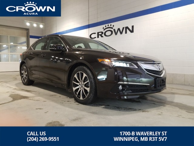 Pre Owned 2017 Acura Tlx Sh Awd Elite