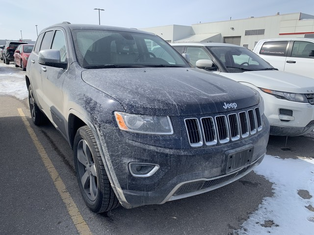 Pre-Owned 2015 Jeep Grand Cherokee 4WD | Limited | Local Trade