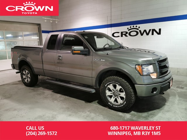 Pre-Owned 2013 Ford F-150 FX4 4WD SuperCab / One Owner / Great Service Record