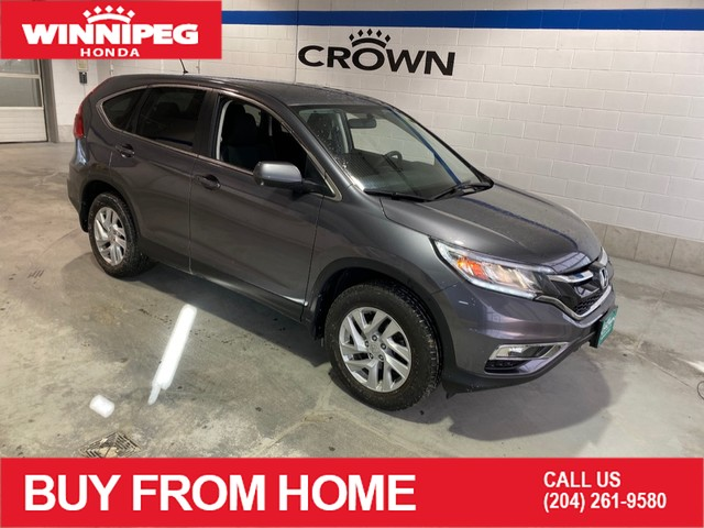 Pre-Owned 2016 Honda CR-V SE / AWD / Bluetooth / Heated seats / Rear view camera