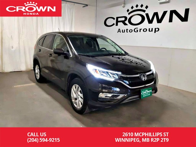 Pre-Owned 2016 Honda CR-V EX/AWD/ONE OWNER LEASE RETURN/ sunroof/ back up cam with lane watch/