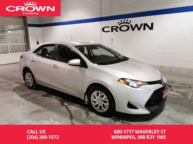 Certified Pre-Owned 2017 Toyota Corolla LE / BC Vehicle / Great Condition / Unbeatable Value
