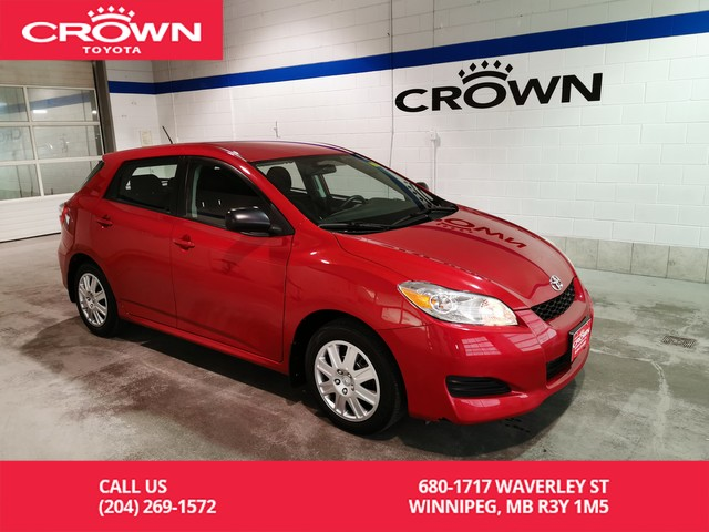 Pre-Owned 2014 Toyota Matrix Convenience Package / Lease Return / Local