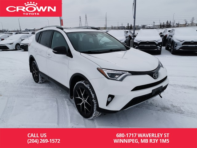 Pre-Owned 2017 Toyota RAV4 SE AWD / One Owner / Local / Low Kms / INCOMING