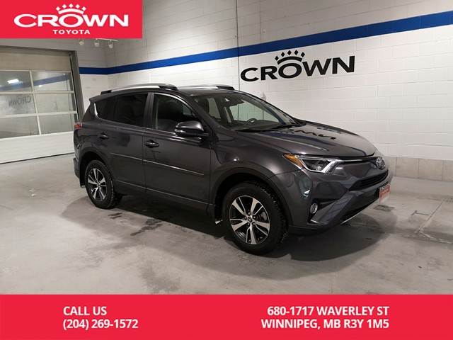 Certified Pre Owned 2017 Toyota Rav4 Xle Awd Local One Owner Great