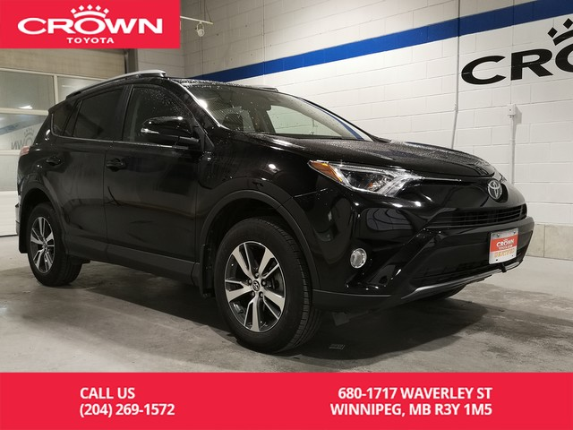 Certified Pre Owned 2017 Toyota Rav4 Xle Awd Clean Carproof One Owner