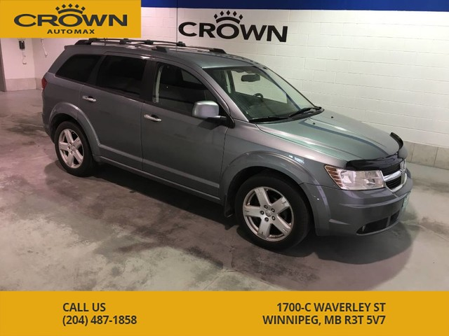 Pre-Owned 2010 Dodge Journey AWD R/T *Low Mileage*