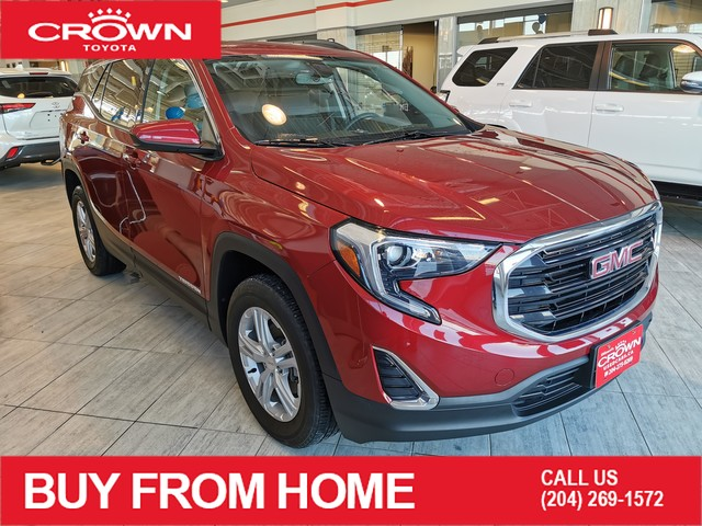Pre-Owned 2018 GMC Terrain SLE / AWD /HEATED SEATS / BACK UP CAMERA / ACCIDENT FREE