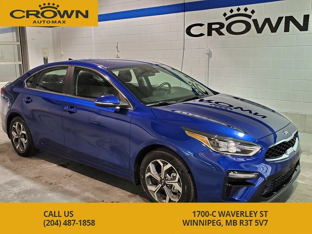 Pre-Owned 2019 Kia Forte EX W/Blind spot monitoring