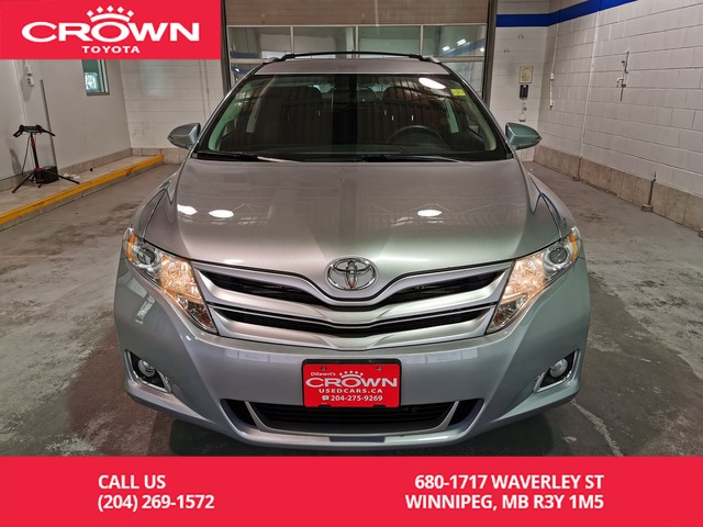 Certified Pre-Owned 2016 Toyota Venza AWD / Lease Return / One Owner / Great Condition / Best Value