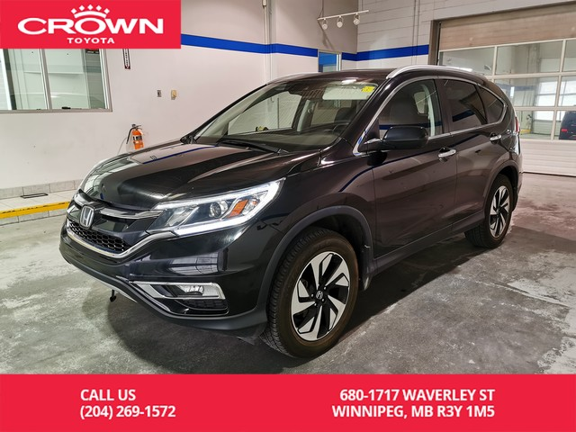 Pre-Owned 2015 Honda CR-V Touring AWD /