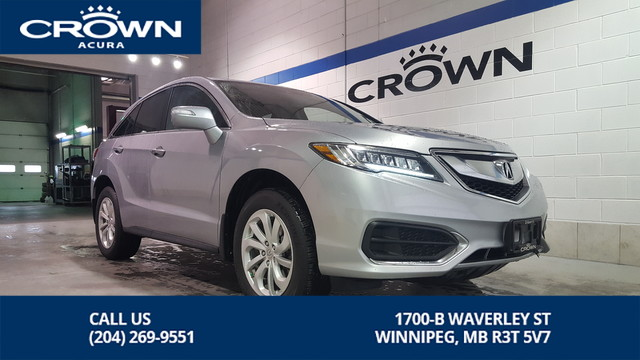 Certified Pre-Owned 2017 Acura RDX Premium SH-AWD **Includes No Charge Extended Warranty**