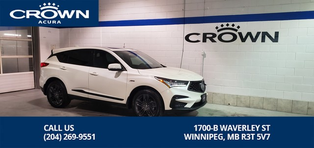 Pre-Owned 2019 Acura RDX A-Spec ** Save Thousands Off New** A-spec package**