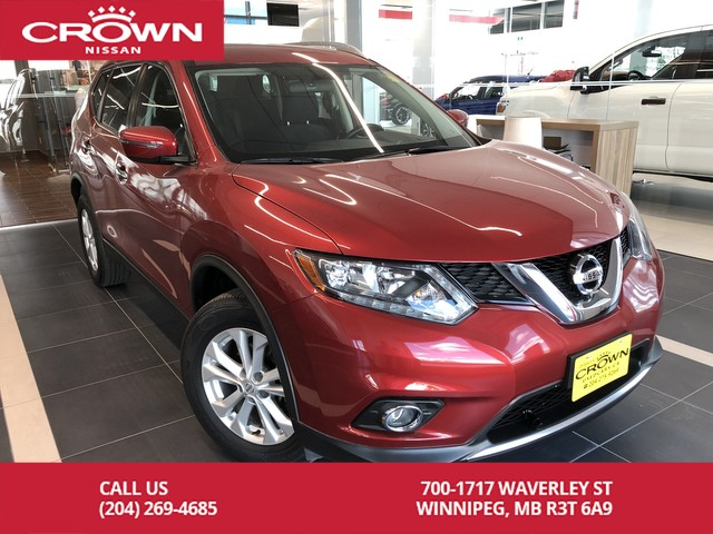 Pre-Owned 2016 Nissan Rogue SV AWD *Bluetooth/Heated Seats*