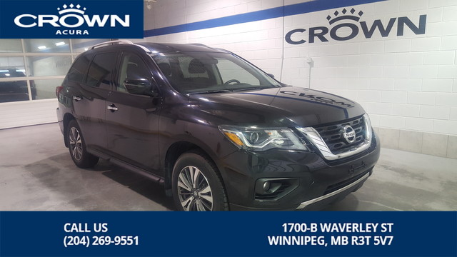 Pre-Owned 2018 Nissan Pathfinder SV ** 7 Seater** All Wheel Drive **