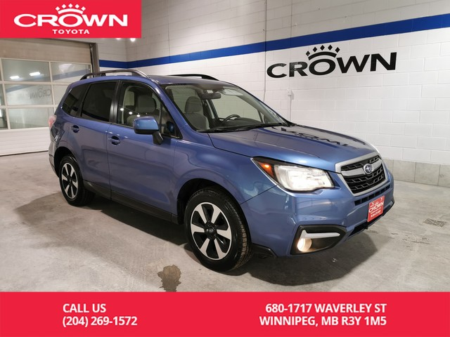 Pre-Owned 2017 Subaru Forester 2.5i Touring / Local / Lease Return / Great Value