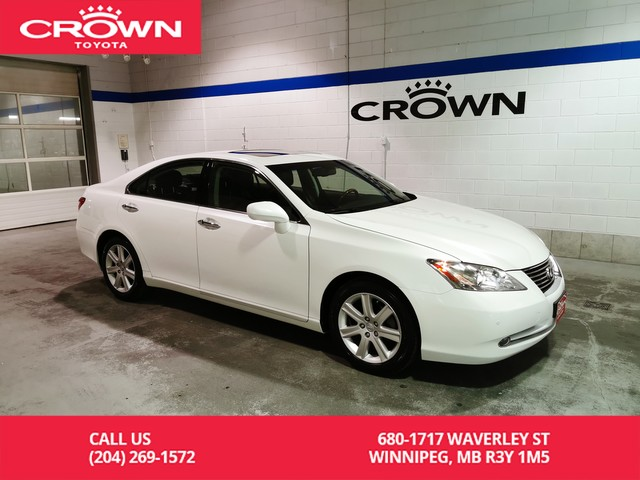 Pre-Owned 2009 Lexus ES 350 Local / Navigation / Leather / Great Value