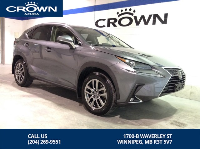 Pre-Owned 2018 Lexus NX NX 300 AWD **Save Thousands off New **