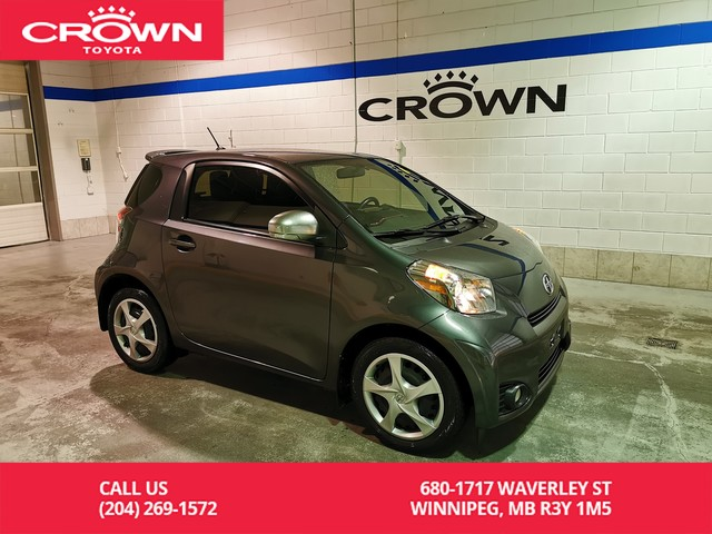 Pre-Owned 2015 Scion iQ / Lease Return / Accident Free / Low Kms / Great Condition 3dr HB