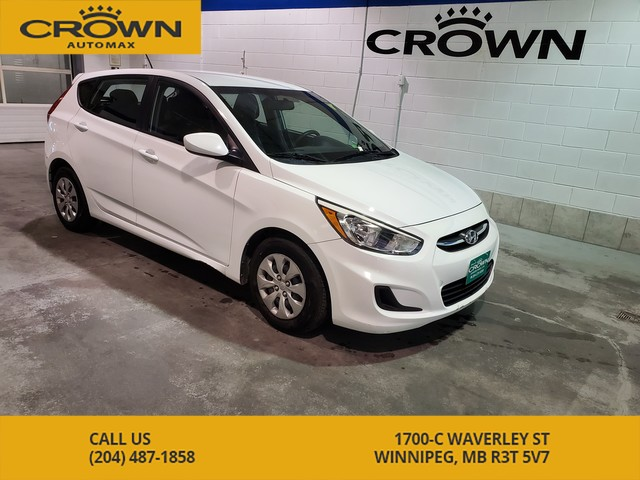 Pre-Owned 2016 Hyundai Accent 5dr HB Auto GL