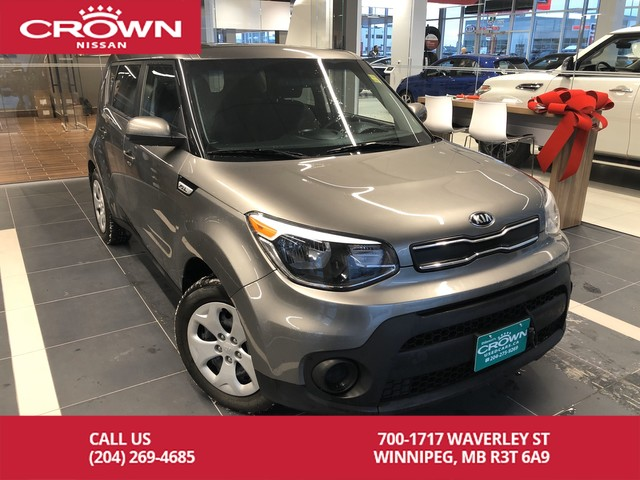 Pre-Owned 2018 Kia Soul LX *Bluetooth/Cruise Control*