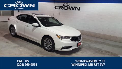 Certified Pre-Owned 2018 Acura TLX Elite **Crown Original** Includes No Charge Extended Warranty**