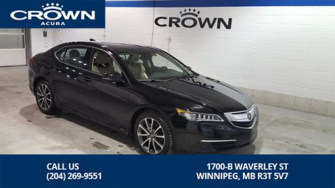 Certified Pre-Owned 2016 Acura TLX Tech SH-AWD **Lease This Pre-Owned TLX** Includes Certified 7 Ye