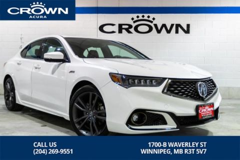 Pre-Owned 2019 Acura TLX A-Spec Elite SH-AWD **Save Thousands Off New** Executive Demo**