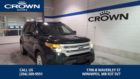 Pre-Owned 2013 Ford Explorer XLT AWD ** 7 Passenger ** Navigation **
