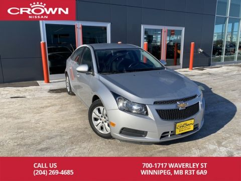 Pre-Owned 2014 Chevrolet Cruze 1LT *Cruise Control/Bluetooth/Remote Starter*