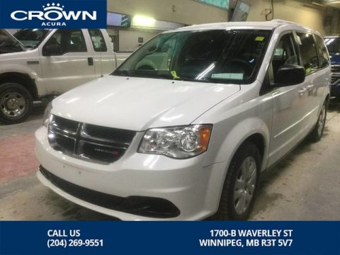 Pre-Owned 2015 Dodge Grand Caravan SXT **Stow And Go Seating** Tinted Windows**