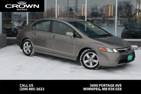 Pre-Owned 2007 Honda Civic Sdn LX **Great on Fuel**