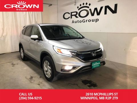 Pre-Owned 2016 Honda CR-V AWD 5dr EX/ ACCIDENT-FREE/ LOW KMS/ BACKUP CAMERA