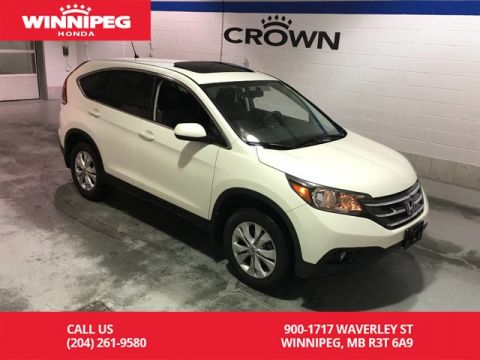 Certified Pre-Owned 2014 Honda CR-V AWD 5dr EX