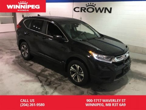 Certified Pre-Owned 2017 Honda CR-V Certified/LX/Heated seats/Bluetooth/