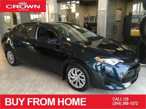 Certified Pre-Owned 2018 Toyota Corolla | Crown Original | Local Trade | One Owner | LE