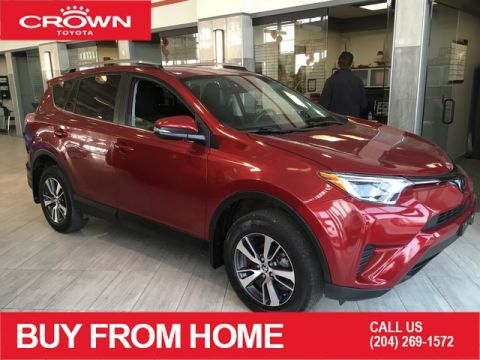 Certified Pre-Owned 2018 Toyota RAV4 | Crown Original | Local Trade | One Owner | AWD | LE