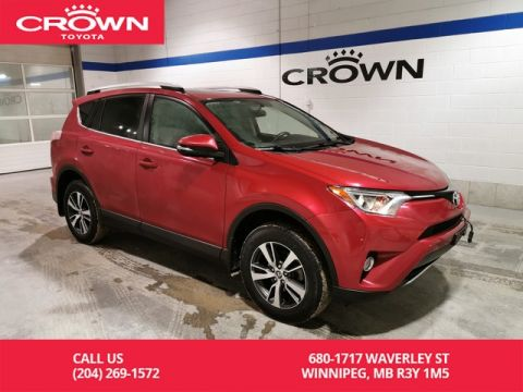 Certified Pre-Owned 2016 Toyota RAV4 XLE / Crown Original / Accident Free / Lease Return / Great Condition
