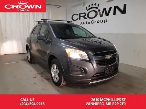 Pre-Owned 2013 Chevrolet Trax AWD 4DR LT w/1LT/ ONE OWNER/ BLUETOOTH/ LEATHER STEERING WHEEL