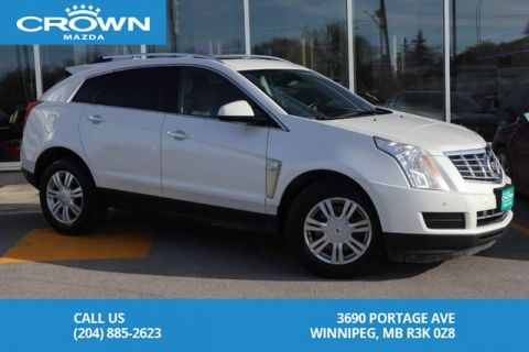 Pre-Owned 2014 Cadillac SRX Luxury **Remote Start/BOSE**