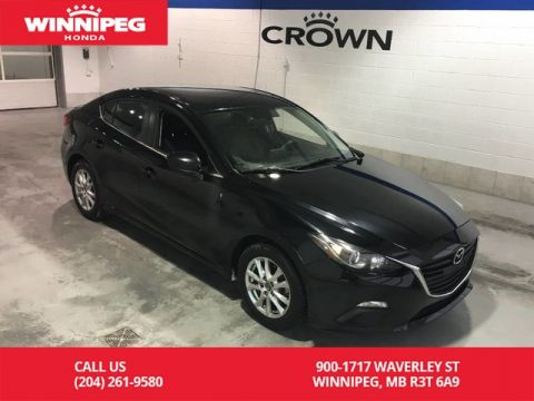 Pre-Owned 2014 Mazda3 GS-SKY/Bluetooth/Rear view camera/Heated seats
