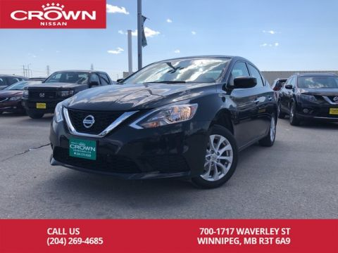 Pre-Owned 2017 Nissan Sentra SV Sedan *Clean CarFax/Local Vehicle*