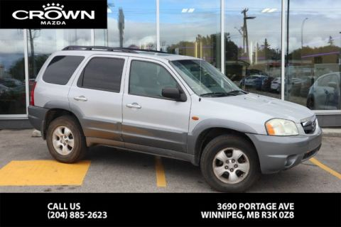Pre-Owned 2002 Mazda Tribute SUV 4dr 3.0L Auto LX AWD