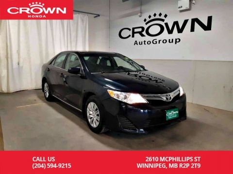 Pre-Owned 2014 Toyota Camry LE/one owner/clean title/low kms