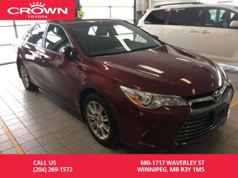 Pre-Owned 2015 Toyota Camry LE Auto / Low Kms / Great Value