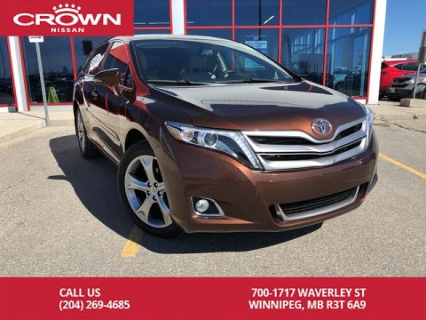 Pre-Owned 2014 Toyota Venza LIMITED V6 AWD *Clean CarFax/Trade In*