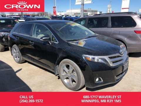 Pre-Owned 2015 Toyota Venza Limited V6 AWD / Manitoba Vehicle / Highway Kms / One Owner / Clean Carproof / Great Value