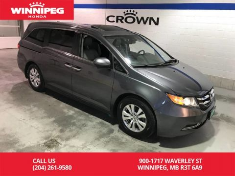Pre-Owned 2016 Honda Odyssey EX-L Navi/Bluetooth/Sunroof/Leather/Power tailgate