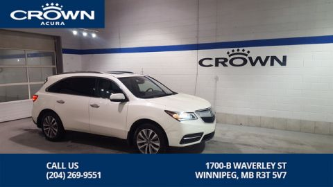 Certified Pre-Owned 2016 Acura MDX Navi SH-AWD **Includes No Charge 7 Year Extended Warranty** Incl