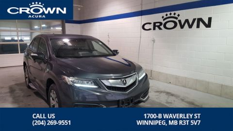 Certified Pre-Owned 2016 Acura RDX TECH SH-AWD **Navigation** Includes Free Extended Warranty**
